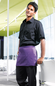 Bar shirt & apron spectrum personalised printing